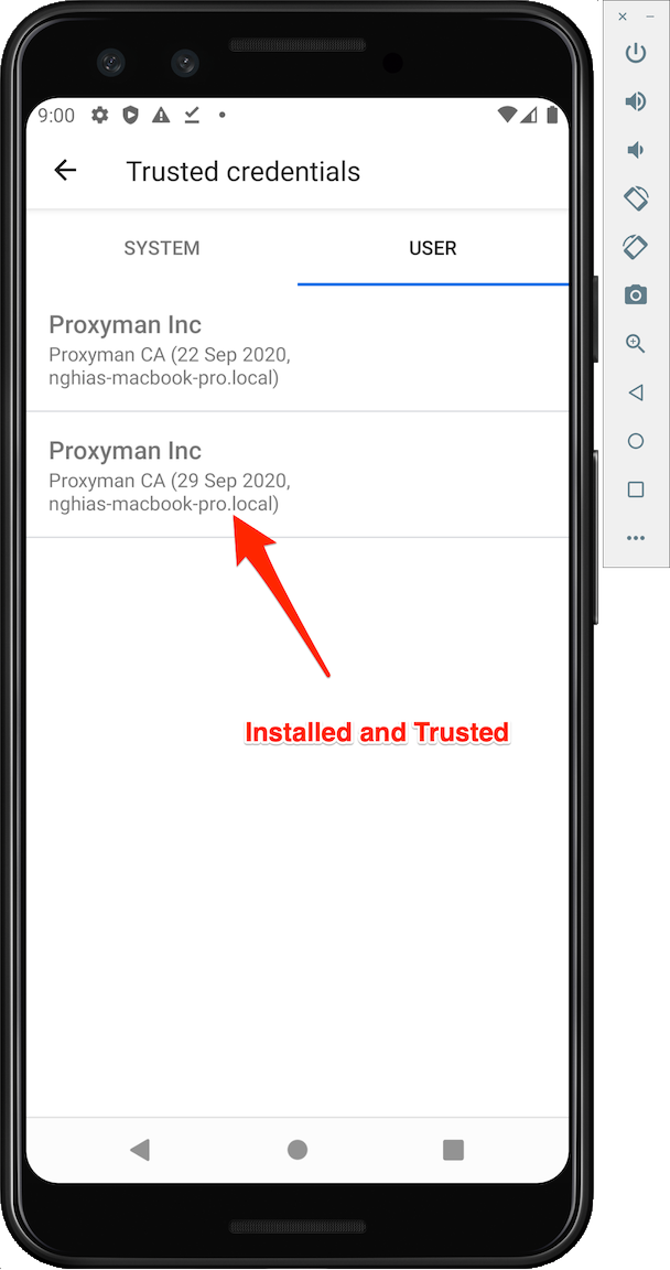 Cover Image for How to install and trust self-signed certificates on Android 11?