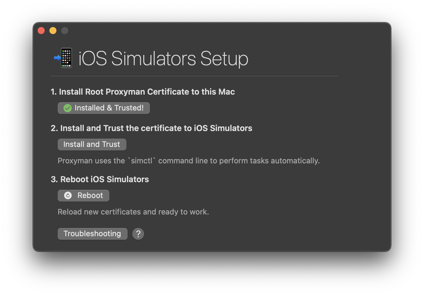 Cover Image for Install Certificate for iOS Simulators on Xcode 12.5